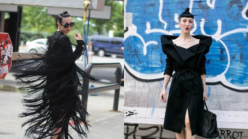 從時尚狂熱者Michelle Harper的視角,一窺怪奇的異想世界
