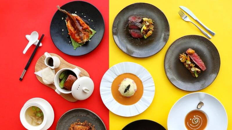 首創中式主餐新選擇!士林萬麗酒店自助餐大轉型,東坡肉刈包、大漠風燒雞、酥炸糖醋黃魚,配開胃小點超過癮