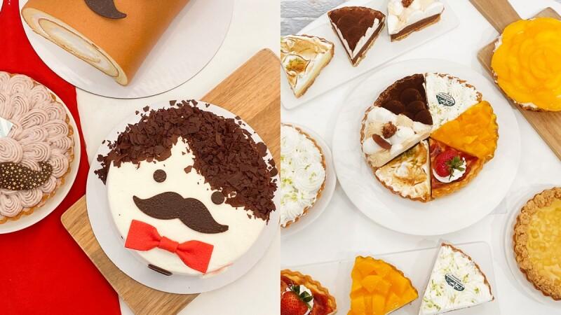 甜點控開吃!亞尼克推3款父親節造型蛋糕、肉桂蘋果派登場,限量加碼超萌BT21咖啡杯盤組