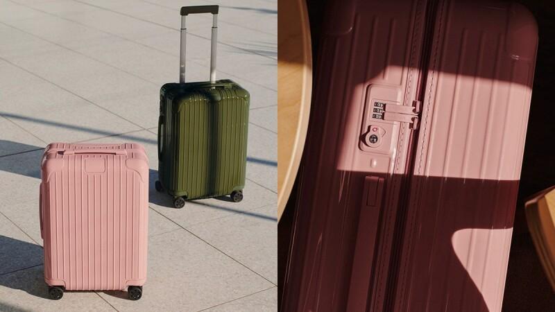 史上最美的行李箱登場!Rimowa再推沙漠玫瑰粉、仙人掌綠絕美新色,連手機殼也有了