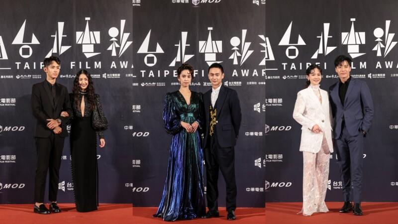 林志玲、林依晨、陳庭妮、吳慷仁、柯震東...台北電影節眾星紅毯、典禮行頭大解密