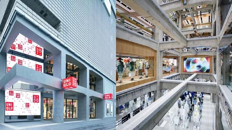 全日本最大的Uniqlo東京旗艦店盛大開幕!高達4層樓、全新鮮花專區、西裝訂製服務…完整樓層介紹全攻略