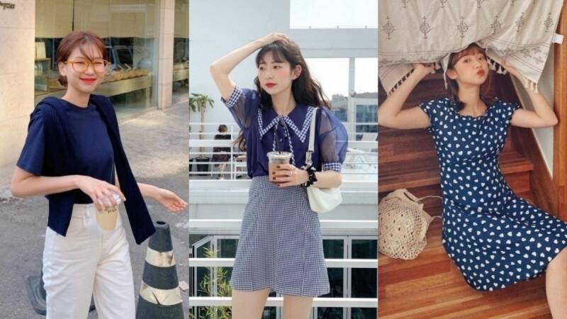 女孩夏日的氣質穿搭!用 2020 代表色「經典藍」穿出 4 種夏日風格,讓妳散發恬靜好感!