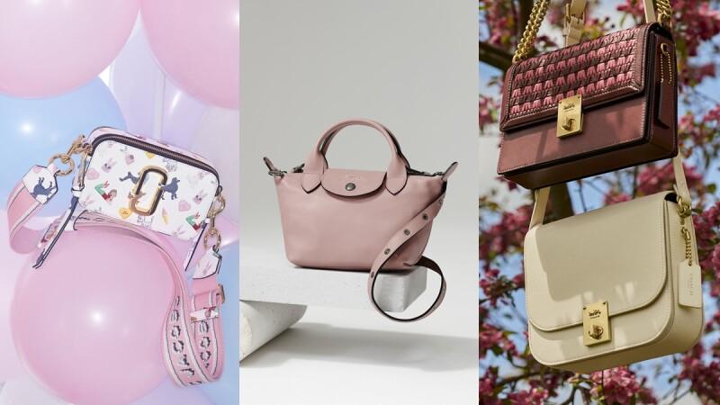 小資女預算2萬就能入手!盤點Coach、Longchamp、MJ...輕奢品牌2020年秋冬新包款 (持續更新)