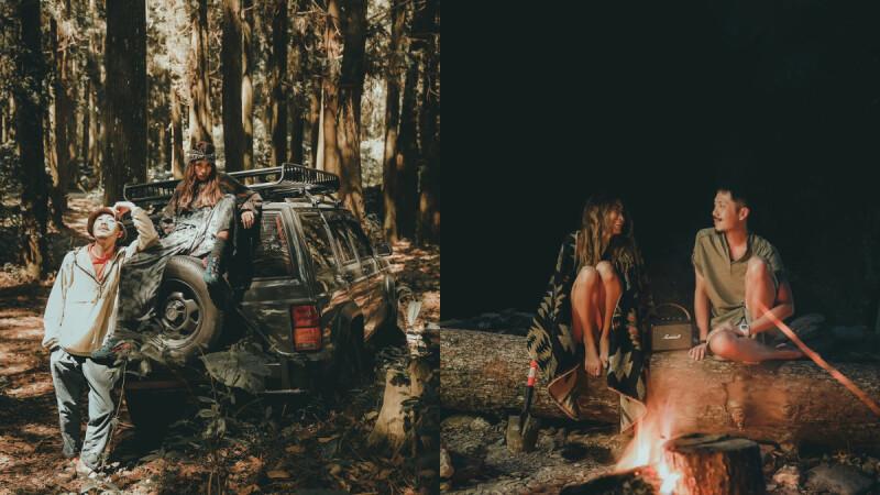 露營是最完美的流浪,新手常見問題