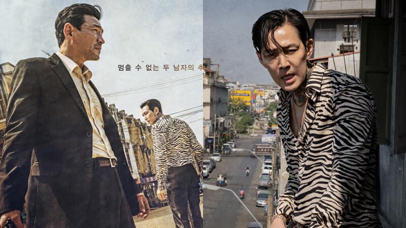 《魔鬼對決》韓國又一復仇犯罪新片!黃晸玟、李政宰兩大影帝互飆演技,被讚韓版《無間道》