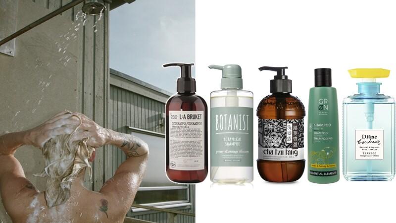 拯救細軟髮!5款蓬鬆洗髮精推薦:L:a Bruket、黛絲恩、BOTANIST、茶籽堂、綠植機…洗完不怕扁塌