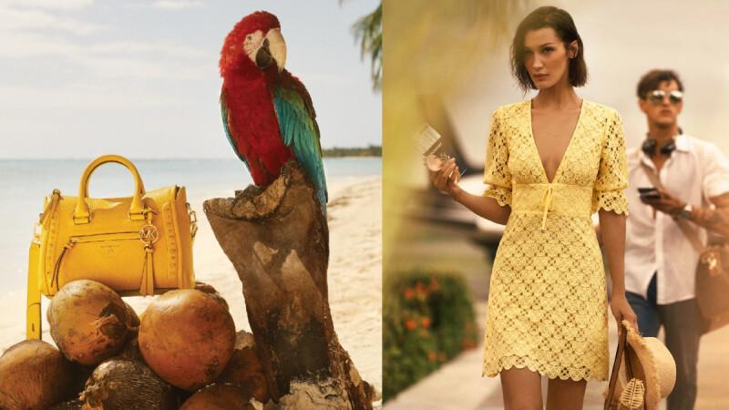 夏天陽光和檸檬黃就是最強夢幻神組合!Michael Kors這系列清新沁涼又時髦的美包,每一款都是超推薦無法取捨的美啊!