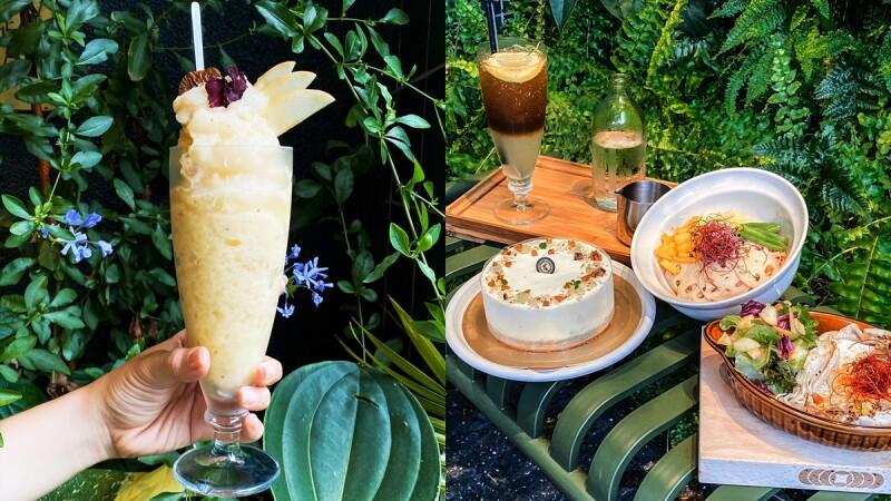 夏季開胃新吃法!貳房苑推3款奇異果餐點,以臺灣黃金奇異果入菜,還有全新芒果紅麴麵線,甜鹹一次擁有