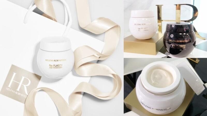 HR赫蓮娜白繃帶修護乳霜升級上市!幫肌膚抗壓舒敏,敏弱肌也能用的抗老乳霜