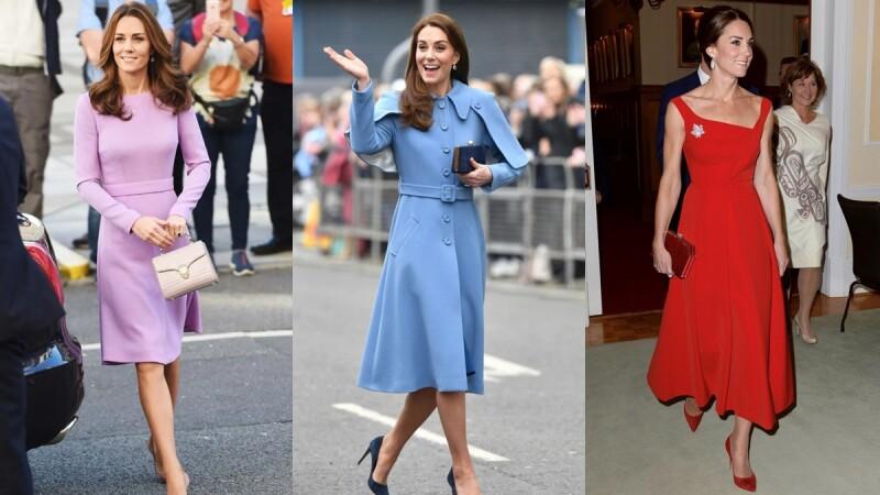 凱特王妃的氣質與好比例這樣穿搭!30套不同風格洋裝圖鑑(附品牌清單