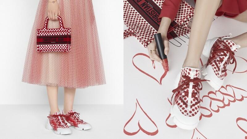 情人節限定景點再一處!Dior打造Dioramour期間快閃店信義區登場,獨家上市紅點點Lady Dior