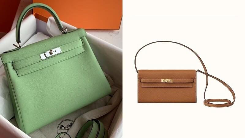 千呼萬喚Hermès終於推出WOC系列! Kelly包縮小加上長背帶,特色、售價搶先公開