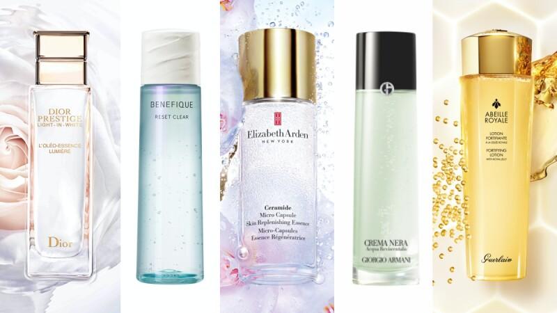 2020年化妝水8款推薦!罐罐都是神級精華水,從淨化、代謝角質、濕敷通通有