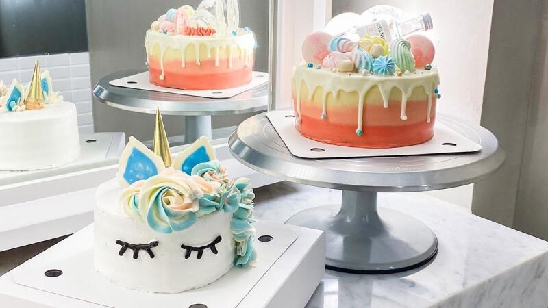 夢幻系生日蛋糕推薦!Funsiamo推獨角獸蛋糕、洛可可幻想曲,粉嫩十足讓人少女心大爆發