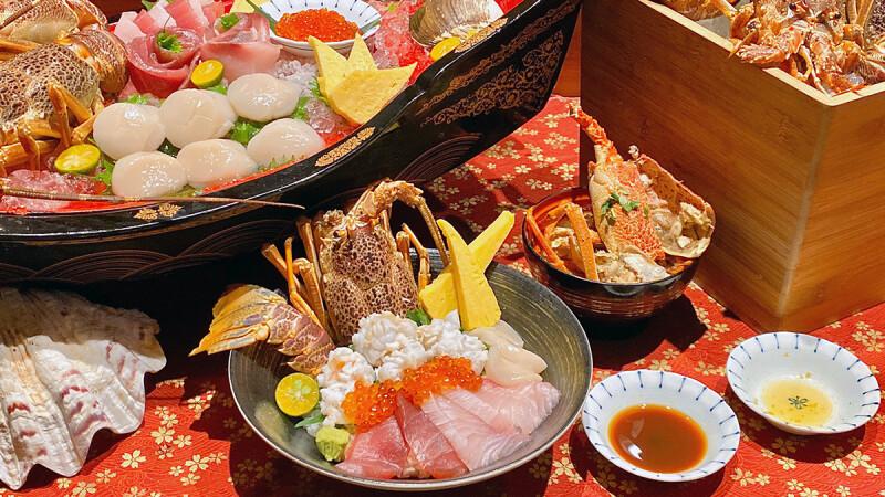 全球獨家!日本橋海鮮丼辻半推生龍蝦海鮮丼4種吃法,整隻黃金龍蝦免千元就能吃到,還有超奢華散壽司便當