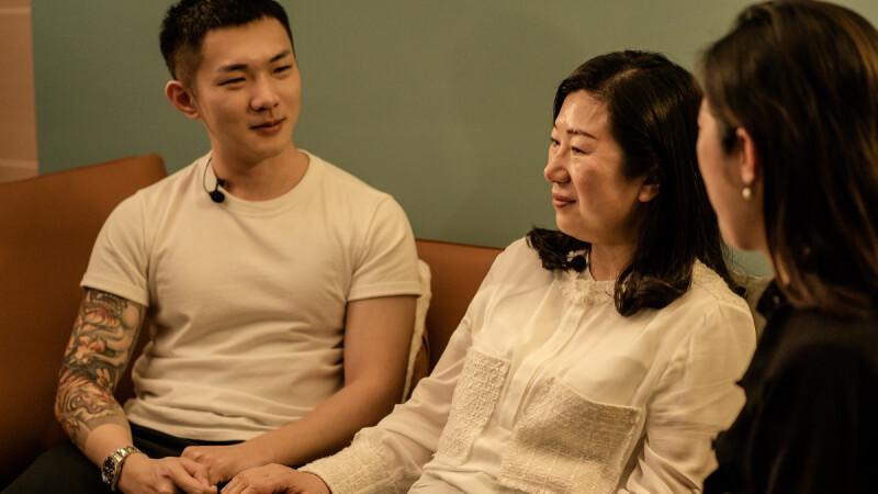 【一件襯衫】黃山料的告白:媽媽請少愛我一點。
