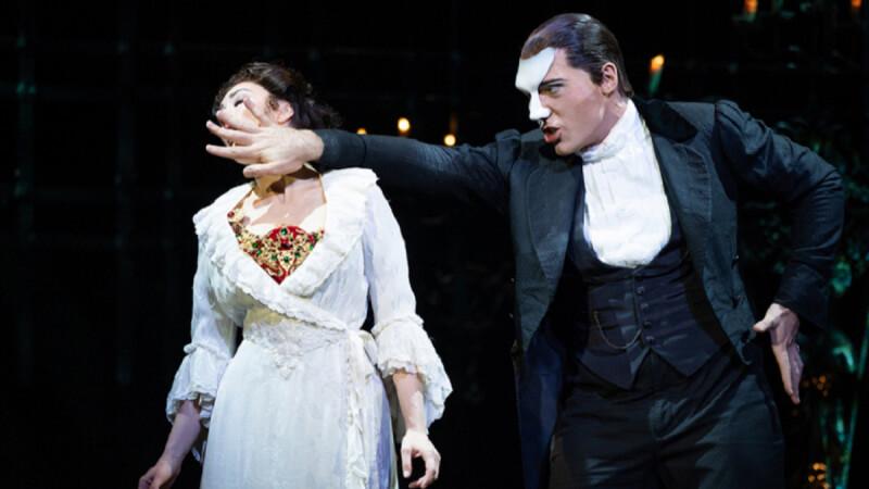 音樂劇《歌劇魅影》34年經典不敵疫情,宣布無限期停演,台灣小巨蛋11月巡演後恐成絕響?