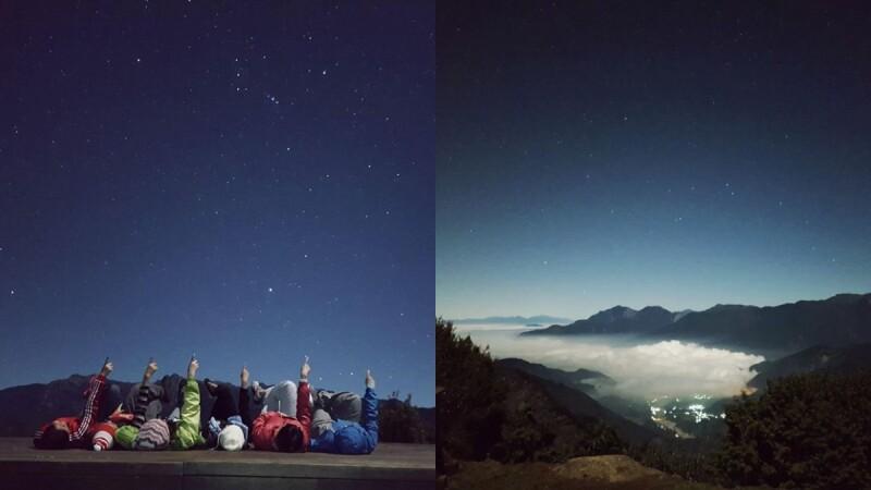 阿里山秒殺「夏季天文營」剩最後三梯次!360度環景飽覽銀白色銀河,成避暑、吸收芬多精最佳選擇