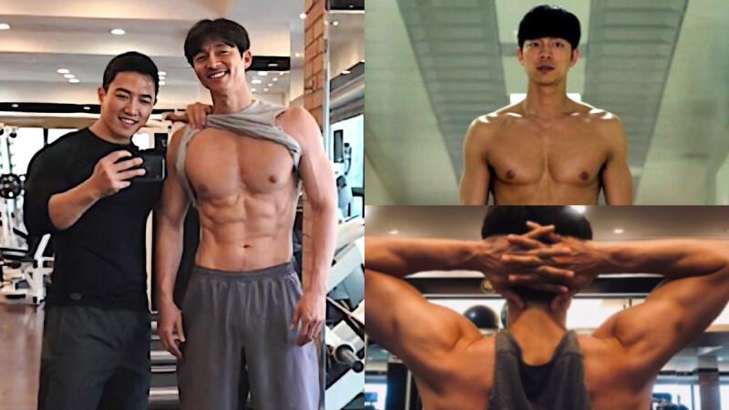 41歲 孔劉 健身教練兼好友揭密「賀爾蒙男神」養成術!「每天運動3小時,自律是基本功。」