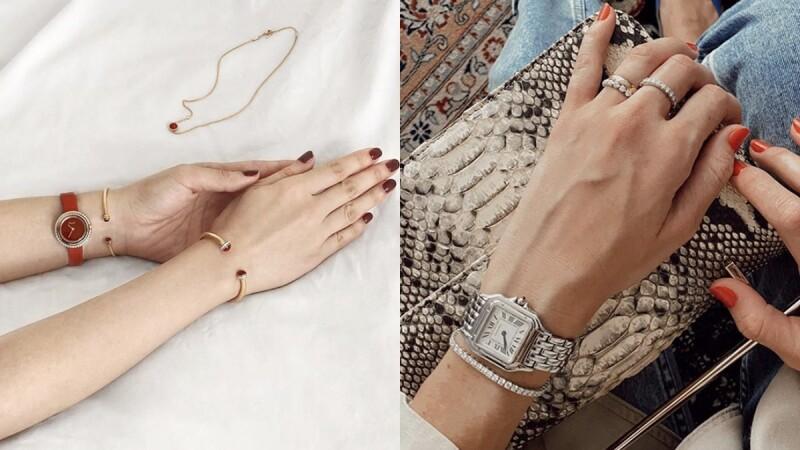 手錶錶殼形狀比想像中更多!經典圓形或是有型方矩,你是哪一派?