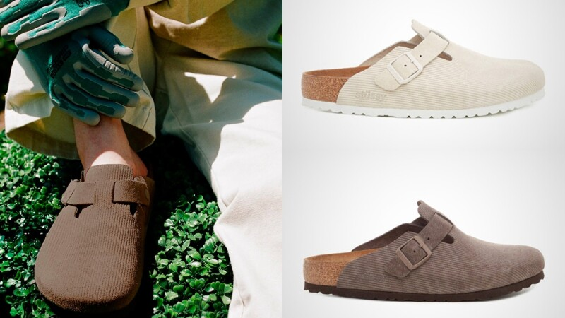 勃肯鞋變潮了!Birkenstock聯手stüssy推出溫柔奶茶色懶人鞋,細節、售價、販售時間搶先看