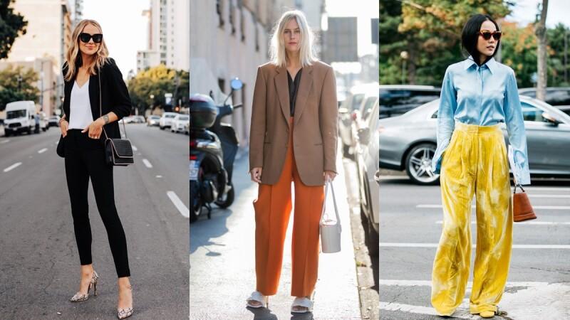 職場褲裝指南 !5個色系15款版型推薦,讓你穿出專業形象與時髦氣場
