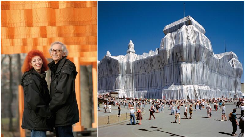 綑包世界的地景魔術師,Christo and Jeanne-Claude