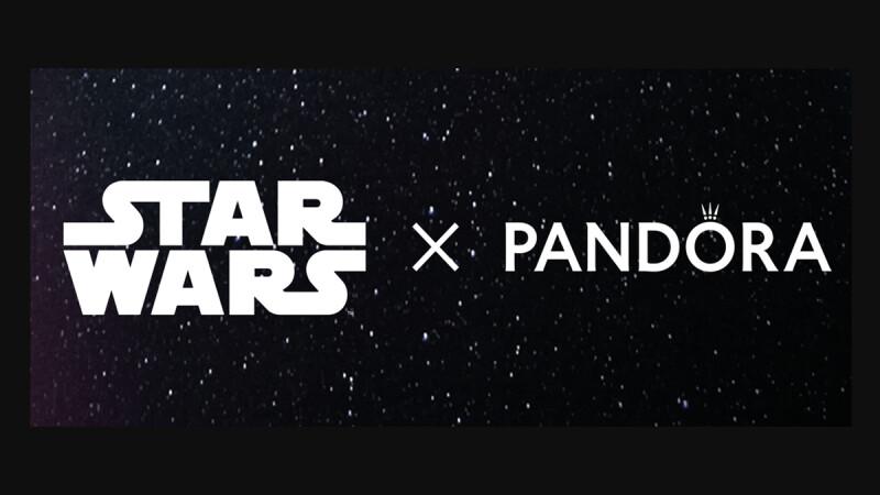 星際迷注意!Pandora將聯手Star Wars打造星際大戰珠寶系列,上市時間搶先曝光
