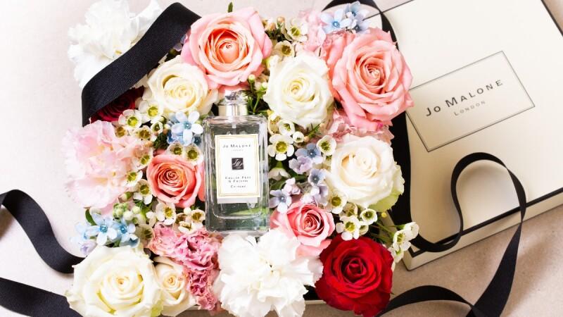 情人節絕對不能錯過的Jo Malone London超美限定花盒!浪漫爆表、甜蜜傳情根本大寫的幸福!