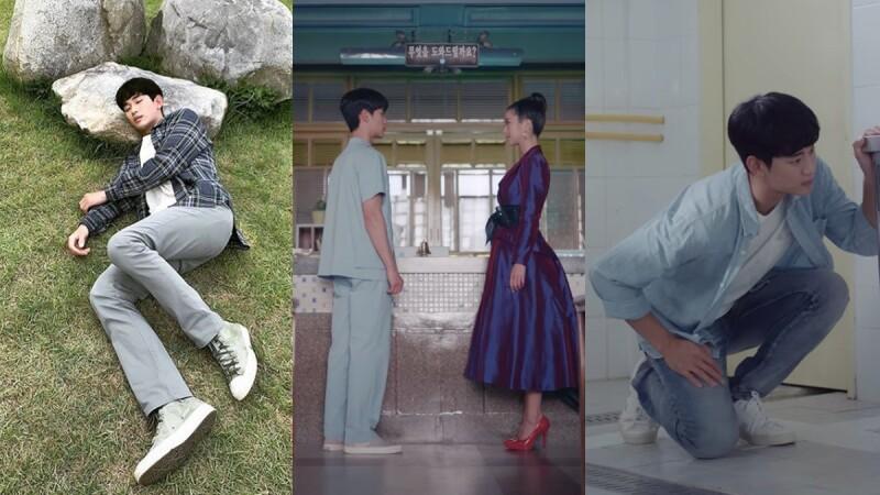 穿上與金秀賢同款情侶鞋!盤點《雖然是精神病但沒關係》文鋼太穿過的6雙球鞋、拖鞋,台灣就能直接購入