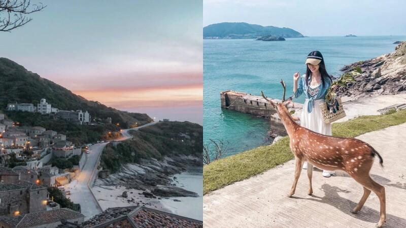2020馬祖景點總整理!竟藏有媲美歐洲石頭山城、台版奈良公園等6大網美景點,配上無敵海景太迷人