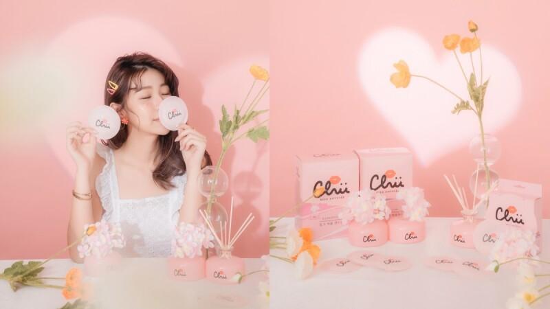 情人節引爆IG話題的粉紅CHU!讓日常隨時散發微甜「少女香」~像極了愛情!