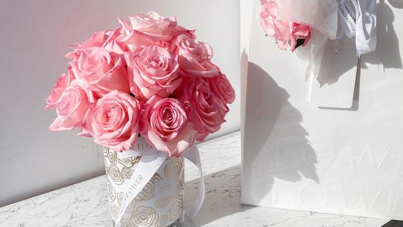 玫瑰花界的愛馬仕!《Flower Flower花的》獨家限量推7款玫瑰花禮,20朵玫瑰象徵愛你的浪漫情意