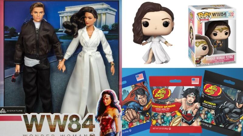 神力女超人回歸!4款必收全新周邊,神力女超人芭比娃娃、公仔、還有DC FANDOME只有一天,DC迷不能錯過年度盛事