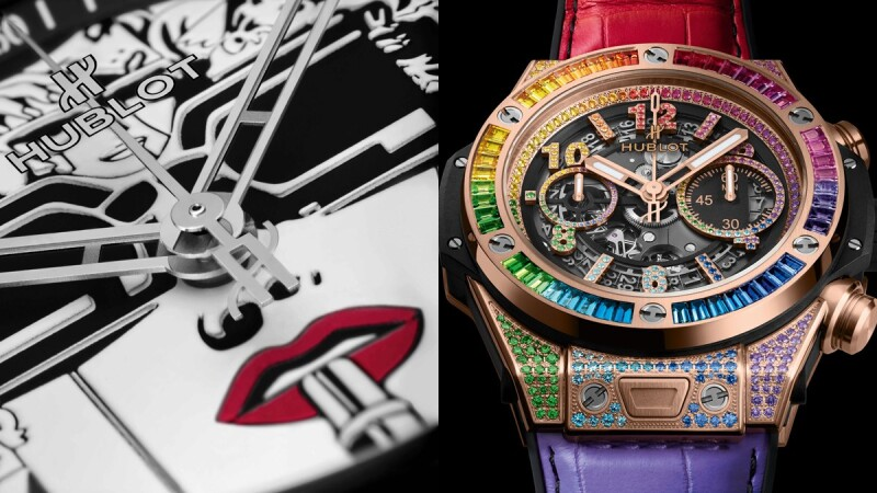 Hublot宇舶錶台灣首間期間限定店開張!彩虹寶石錶、刺青錶、唇膏錶、2020新款這裡都能看到