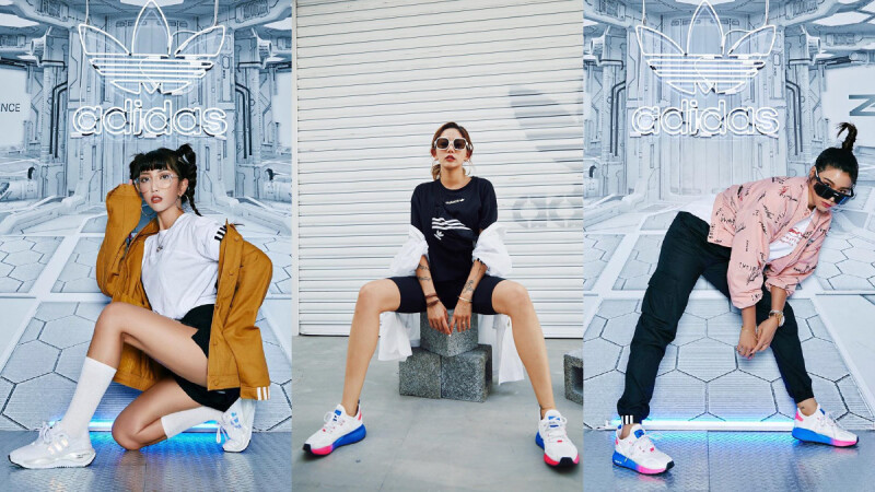 尬電跳色系穿搭妳看懂了嗎?Angelina、陳艾琳、林萱、黃香予示範她們的跳色OOTD,夏日潮流造型Battle就要這樣穿!