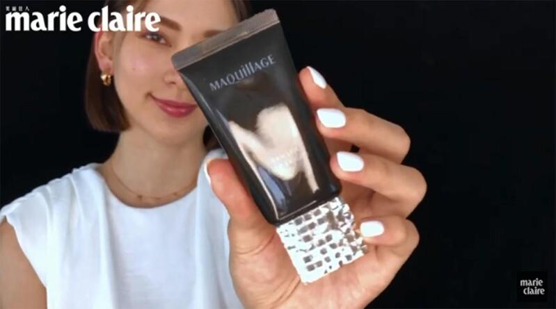心機彩粧2020秋季底粧重量新品「心機星魅裸紗慕絲粉蜜」,完美遮瑕+自然美肌一次完成