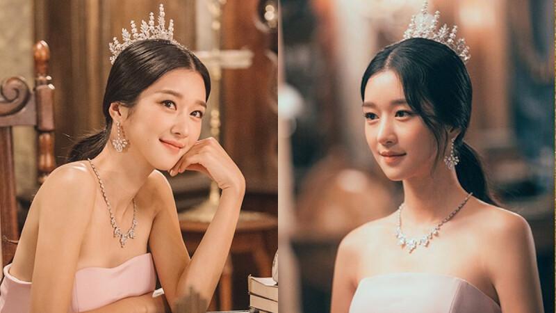 徐睿知 根本童話世界公主+仙女無誤!閃亮皇冠、迷人微笑,變身新一代廣告女王!
