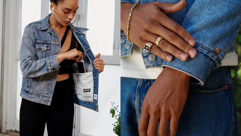 比第一代多了女版、導航功能!Levi's聯手Google打造第二代Jacquard™智慧丹寧夾克