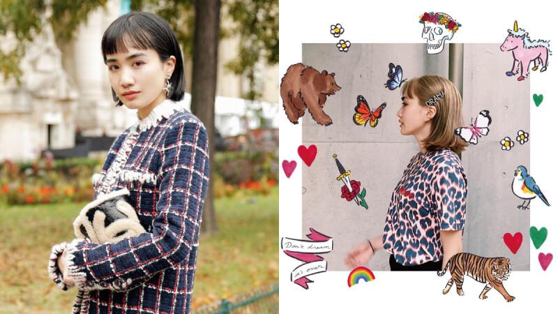 【獨家專訪】《雙層公寓》氣質插畫美人 渡邊香織 Kaori:「繪畫是最幸福的時刻,讓我帶著夢想前行。」