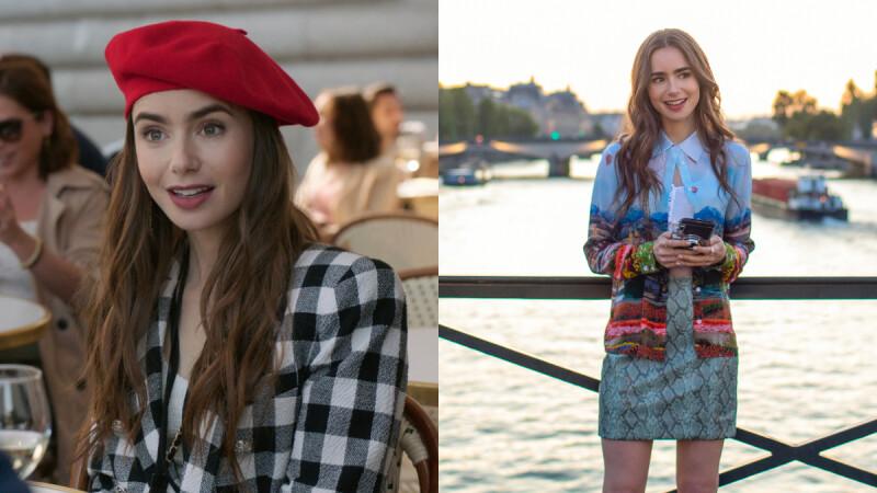 《艾蜜莉在巴黎》Netflix全新愛情影集!莉莉柯林斯勇闖時尚圈,找來《穿著Prada的惡魔》當代時尚教母打造絕美造型