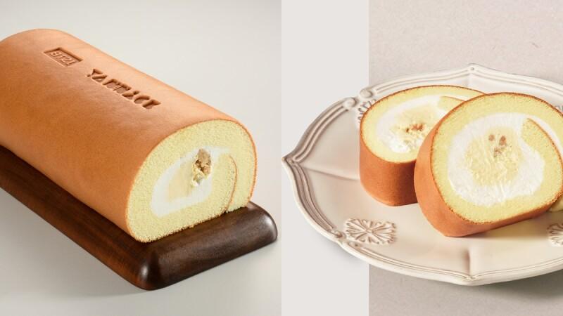 鹹蛋黃控必吃!亞尼克xBT21推奶黃金沙生乳捲,還有超萌的石疊巧克力登場