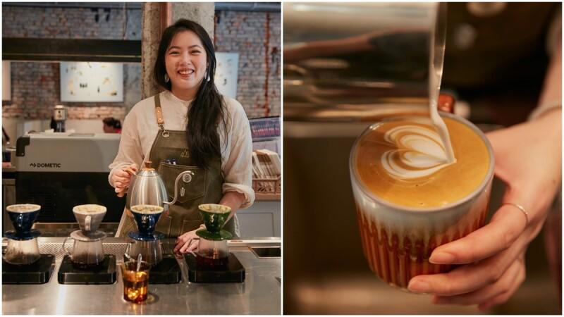 2020全球第一名興波咖啡Simple Kaffa咖啡:「想把台灣人種出來的咖啡,帶到世界舞台上。」
