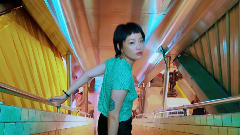 【台北女孩】音樂藝術創作人XAN,只能被自己定義的地下風格廢青