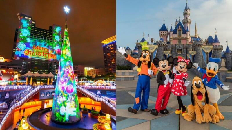 「2020新北歡樂耶誕城」首度與迪士尼合作!歡慶10週年,將會是歷年最大、天數最長的一屆