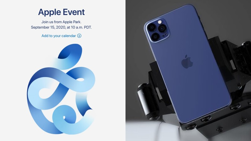 iPhone 12將有「海軍藍」新色!支援5G、搭載LiDAR 鏡頭,傳聞將於10/13揭曉