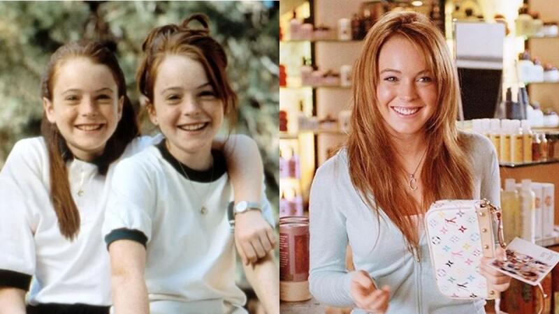 《天生一對》、《辣妹過招》...那些年琳賽蘿涵Lindsay Lohan陪伴九年級生成長的經典電影造型回顧!