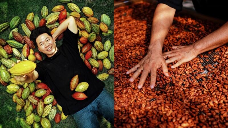 巧克力界的NASA!屏東福灣巧克力許華仁,「台灣有機會成為全世界巧克力的領頭羊。」