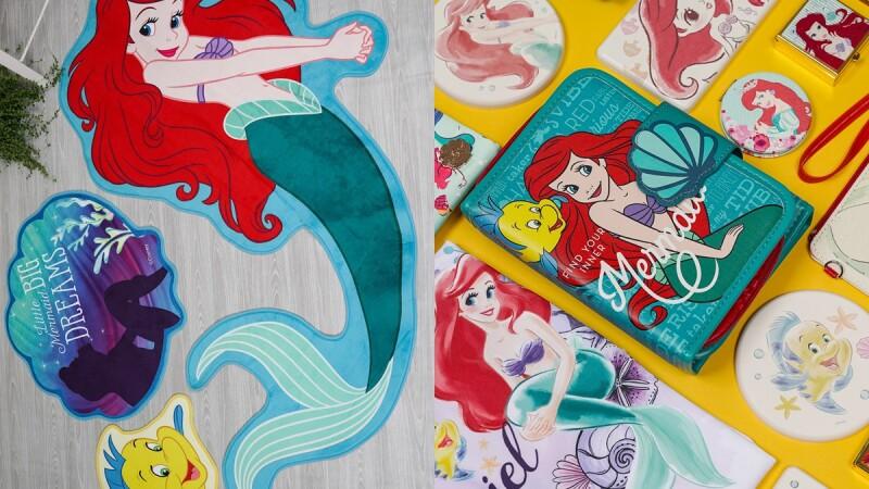 超夢幻!迪士尼公主快閃店進駐高雄夢時代4大亮點公開,2.5公尺城堡扭蛋機、烏蘇拉隱藏版玩偶